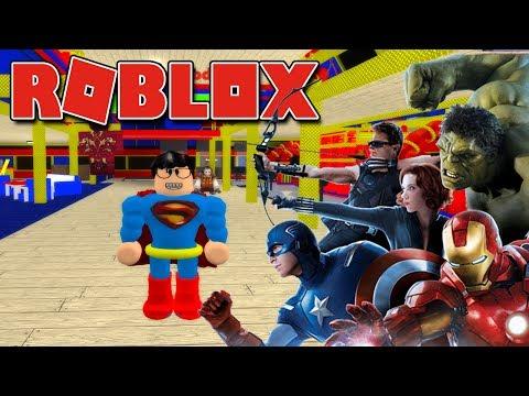 Roblox – A Nova Fábrica de Super Heróis