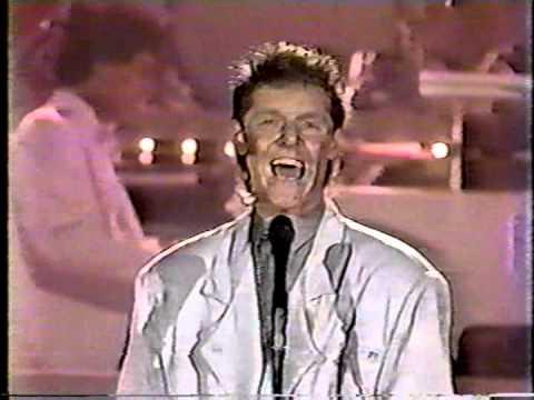 Kenny Cetera - STAR SEARCH 1987