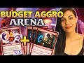 [MTG Arena] Budget Red Aggro - Standard Decks Guide
