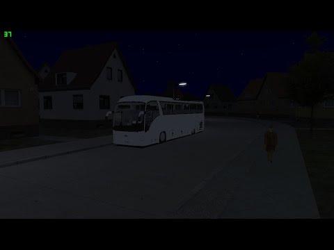 Обзор автобуса - МаЗ-251 :::Omsi 2
