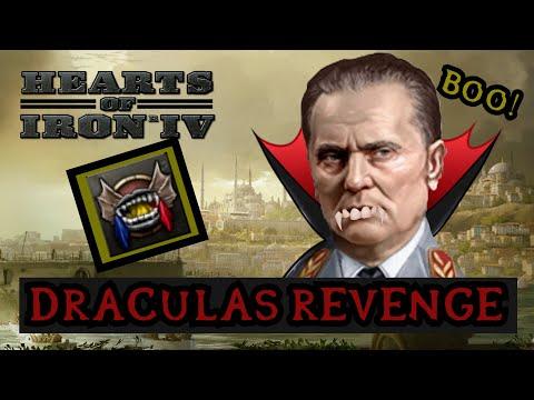 'Dracula's Revenge' Achievement - Hearts of Iron 4: Battle for the Bosporus |