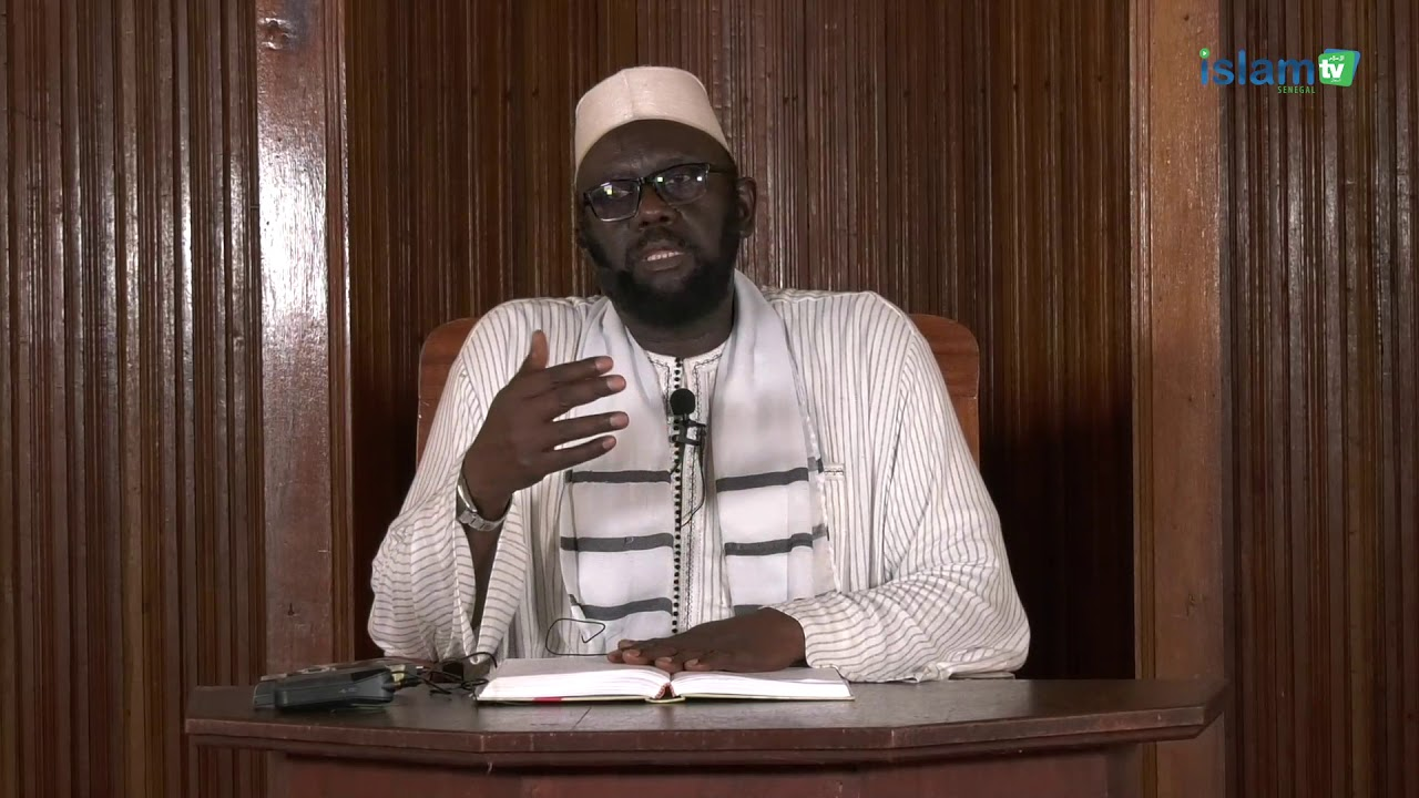 Bidayatoul Moutafaqqih cours 38 livre le Mariage Parti 03 - Dr Mouhamad Ahmad LO