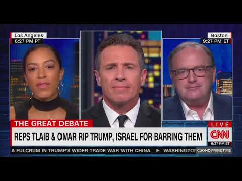 CNN commentator to GOP strategist: 'White men who think like you' are 'greatest terrorist threat'