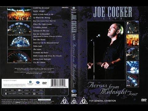 Joe Cocker: Across From Midnight Tour (Live in Waldbühne, Berlin, 1997)