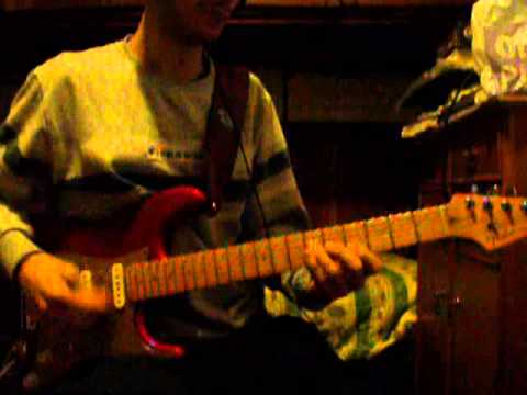 Bruno Mars - Treasure [Guitar Cover] (Mr PC)