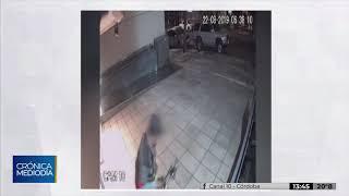 Insólito robo en Nueva Córdoba: se trepó al edificio para robar una bicicleta