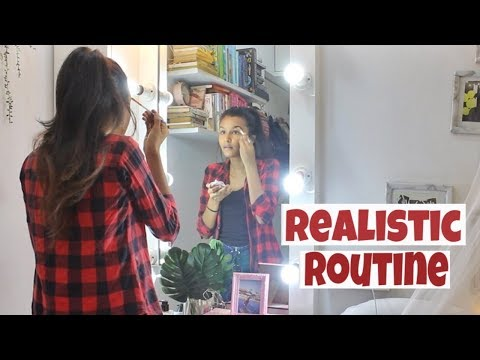 15 Minutes Morning Routine For College / Mridul Sharma