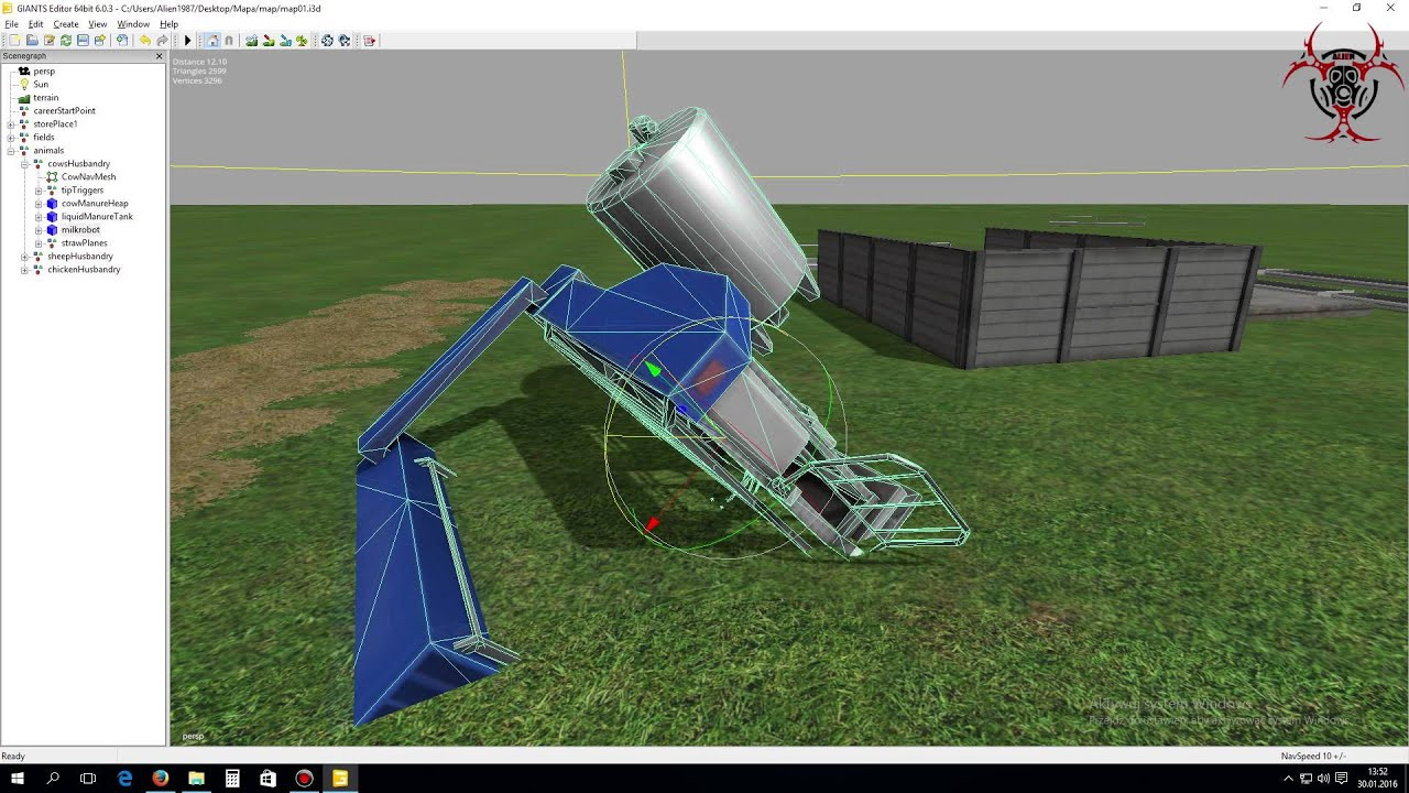 Jak tworzyć mapy w Farming Simulator 2015 - podstawy