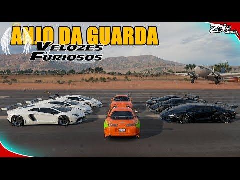 ANJO DA GUARDA COM O SUPRA DO BRIAN O' CONNER DO VELOZES E FURIOSOS - Forza Horizon 3