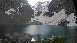 Spin Khwar Lake, Utror Swat