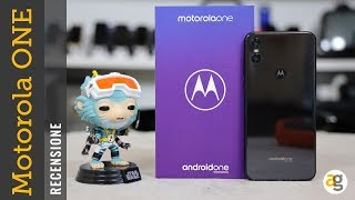 Recensione Motorola One Un Best Buy!