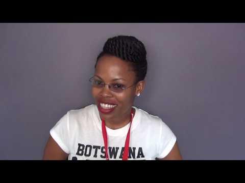 Cadbury Botswana - Selwana Moshabi - Personal impact