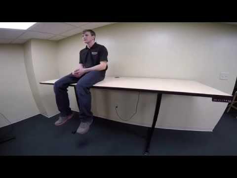 Gen2 Up Height Adjustable Tables