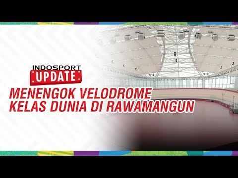 MENENGOK VELODROME KELAS DUNIA DI RAWAMANGUN Mp3