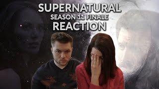 Supernatural Season 11 Finale | Reaction from Siberian Watch