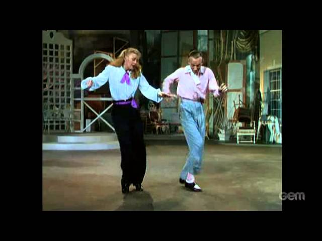 Fred Astaire Ginger Rogers Tap Dance Youtube
