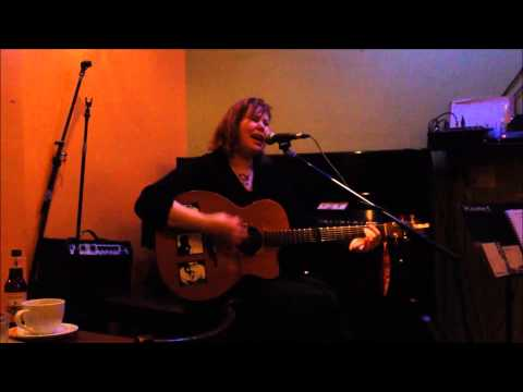 Jessi Robertson Silly Old Thing Live The Path Cafe NYC October 18 2014