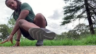 Bboy Kj footwork