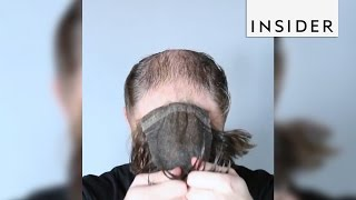 Have A Full Head Of Hair In Seconds