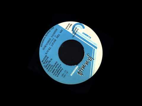 Johnny Osbourne  -  On The Right Track