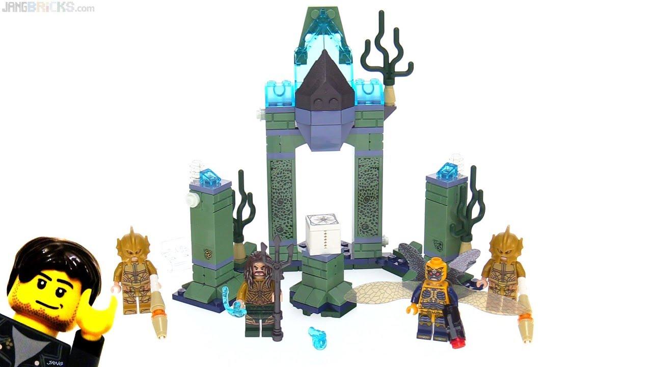 LEGO Super Heroes 76085 Justice League Battle of Atlantis
