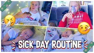 SICK DAY ERKÄLTUNGS ROUTINE MAVIELENDER 10 | MaVie Noelle Family Vlogmas