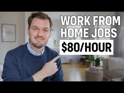 6 Work From Home Jobs For 2021 (That Pay Really Well)