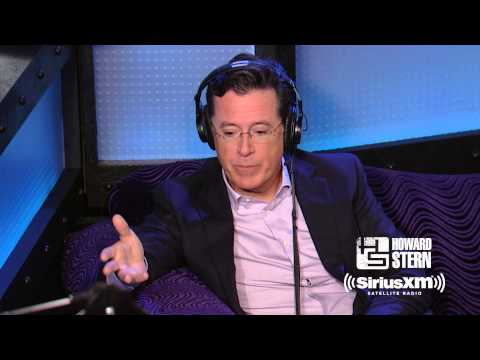 Getting To Know The Real Stephen Colbert | Howard Stern