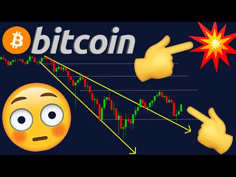 THIS BITCOIN \u0026 ETHEREUM CHART IS A MUST SEE!!!!! [are You Bullish Or Bearish???? ]