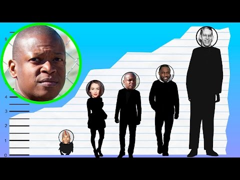 How Tall Is Lawrence Gilliard Jr?  Height Comparison!