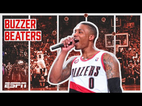 The dawn of 'Dame Time': Damian Lillard's series-ending dagger vs. the Rockets | Buzzer Beaters