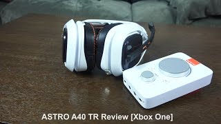 Astro A40 TR Review [Xbox One]