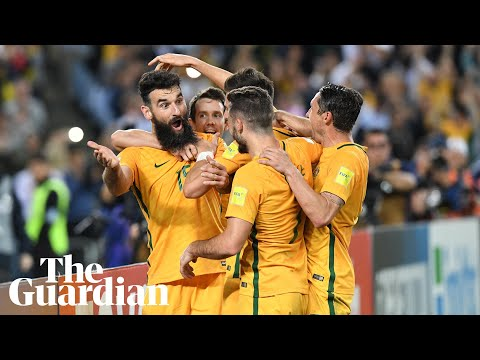 Australia qualify for World Cup with 3-1 win over Honduras