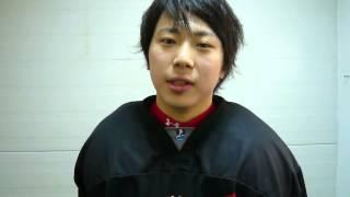 2013 U20世界選手権@ルーマニア 中島彰吾(中央大)