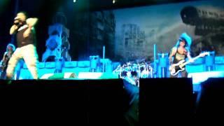 Iron Maiden When Wild Wind Blows Faro 2011