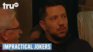 Impractical Jokers - Sal's Impeccable Networking Skills (Punishment) | truTV