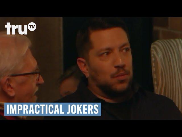 Impractical Jokers - Sal's Impeccable Networking Skills (Punishment) | truTV