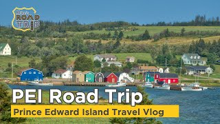 Thinking of doing a PEI Road Trip? Don''t miss this video on Prince Edward Island