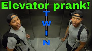 Elevator Prank!! | Twin Television