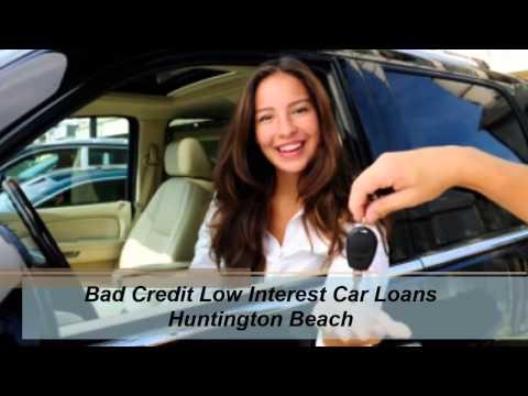 Bad Credit Car Loans Huntington Beach