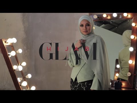 GLAM Malaysia | GLAM Hijab 2018 - Tutorial Hijab Bersama Neelofa