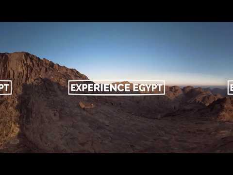 Experience Egypt 360 VR Video