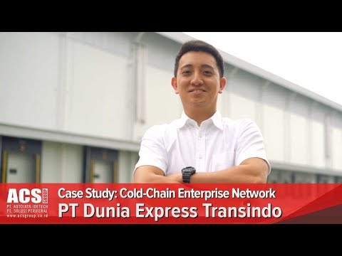 Case Study: DUNEX (Cold-Chain Enterprise Network)