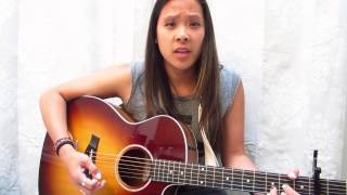 Alicia Key's Girl On Fire (Acoustic Cover)