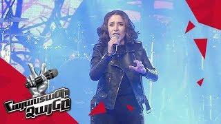 Скачать Anush Harutyunyan Sings Helpless Knockout The Voice Of Armenia Season 4