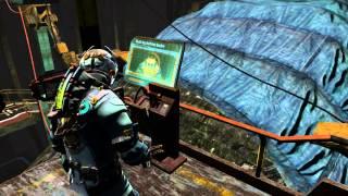 Dead space 3-  walkthrough- chapter #6 Terra Nova Aft Station- (PC) ᴴᴰ
