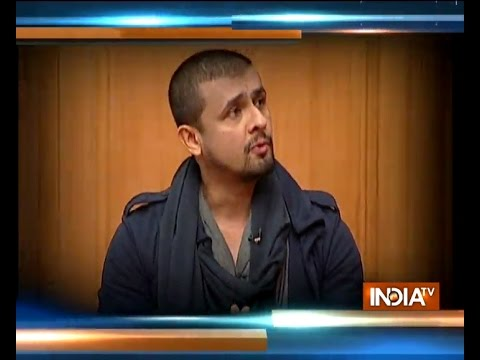 Aap Ki Adalat: Sonu Nigam funny side on demonetisation issue