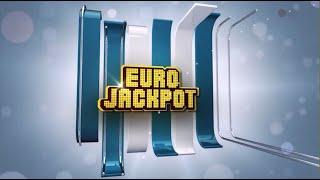 Eurojackpot izloze - 01.11.2019.