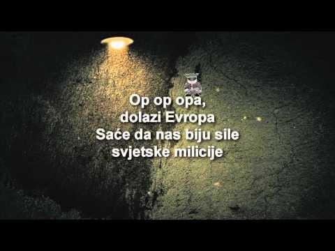 Dubioza Kolektiv  - Volio BiH Tekst
