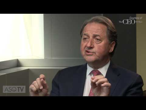 Herve Humler, Co-Founder and President, Ritz-Carlton: Ladies and Gentlemen, a Culture of Quality